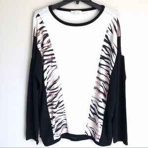 Calvin Klein Long Sleeve Light Sweater